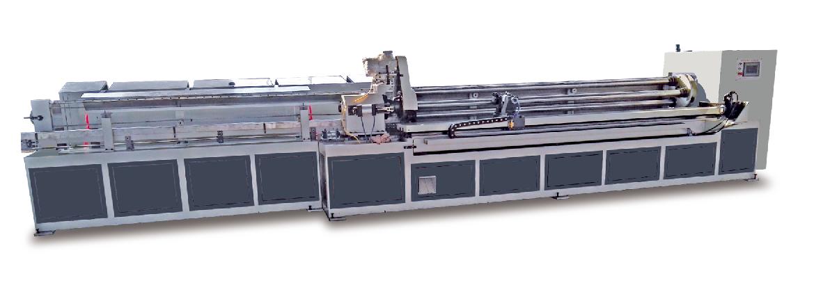 单刀数控三轴全自动精切机(3.2米)